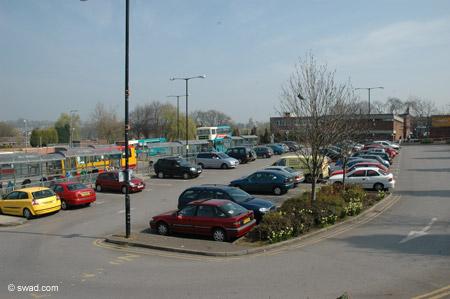 Swadlincote Bus Station