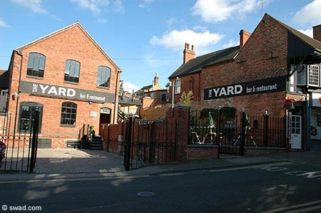 The Yard Restaurant